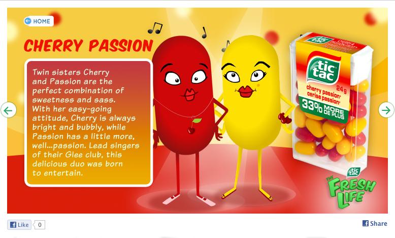 4Cherry Passion